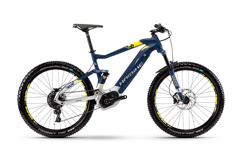 "Велосипед Haibike SDURO FullSeven 7.0 27,5"" (2018)"