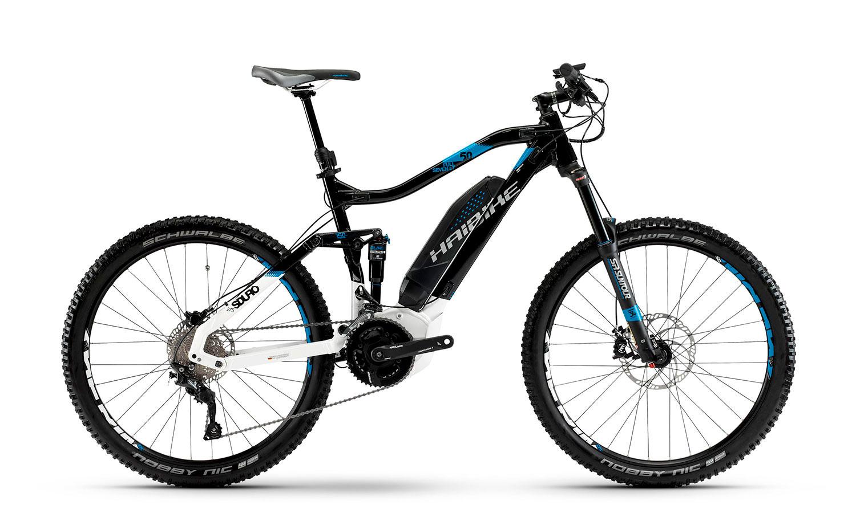 "Велосипед Haibike SDURO FullSeven LT 5.0 27,5"" (2018)"