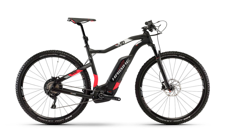 "Велосипед Haibike SDURO HardNine Carbon 9.0 29"" (2018)"