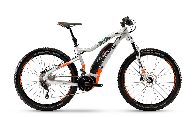"Велосипед Haibike SDURO HardSeven 8.0 27,5"" (2018)"