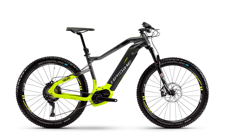 "Велосипед Haibike SDURO HardSeven 9.0 27,5"" (2018)"