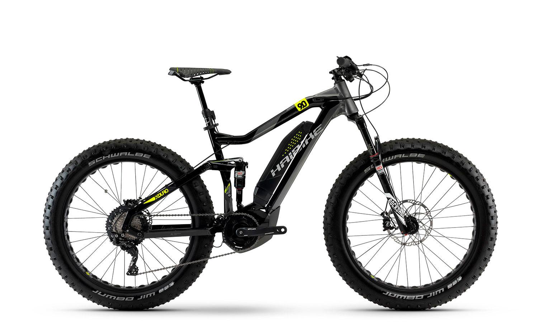 "Велосипед Haibike XDURO FullFatSix 9.0 26"" (2018)"