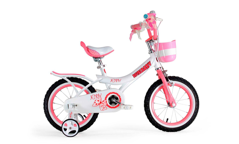 """Велосипед RoyalBaby JENNY-BUNNY 12"""" (2018)"""