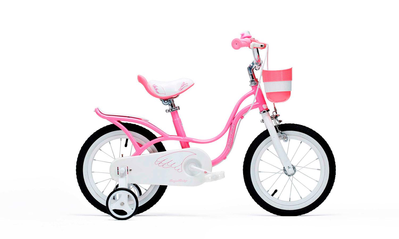 """Велосипед RoyalBaby LITTLE SWAN 14"""" (2018)"""