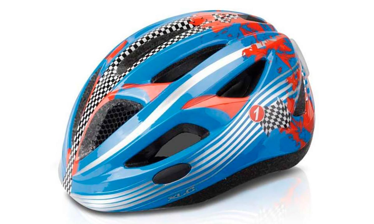 Шлем детский XLC BH-C17 boy, размер S (46-51 см)