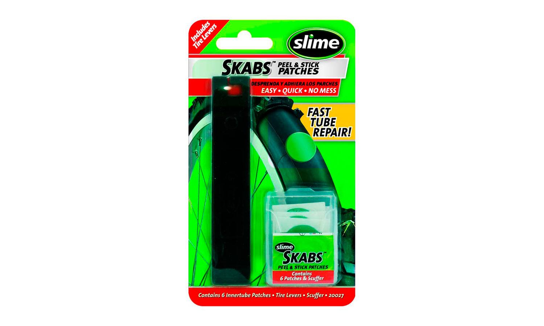 Ремкомплект для камеры (6 шт) с бортировками, Slime