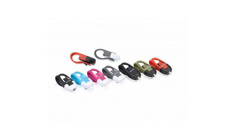 Комплект мини мигалок XLC CL-S10 'Colours'