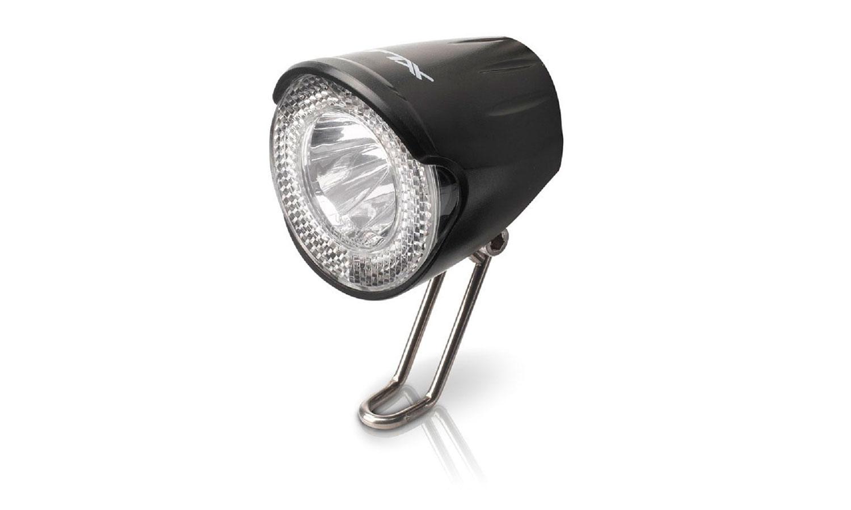 Фара передняя XLC LED, dynamo, 20 lux