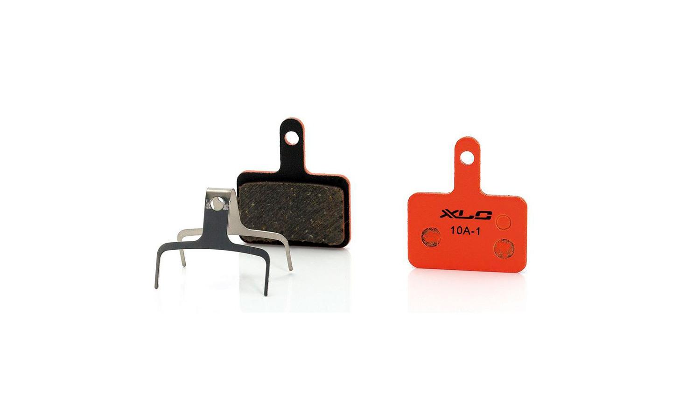 Тормозные колодки дисковые XLC BP-D07, Shimano Deore mechanical