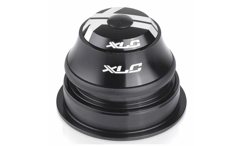 Рулевая колонка XLC HS-I07, 1 1/8 - 1 1/4, конус, полуинтегрированная