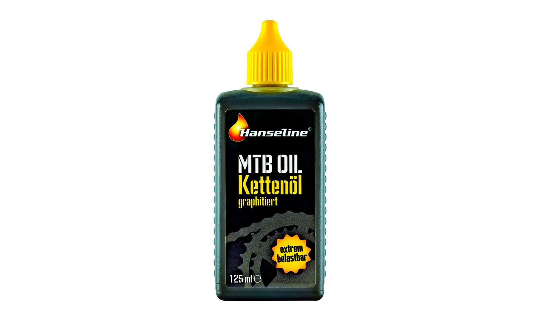 Смазка для цепи Hanseline MTB-Oil (графитная)