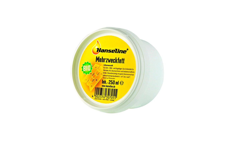 Смазка многофункциональная Hanseline Mehrzwerckfett, 250 мл (консистентная)