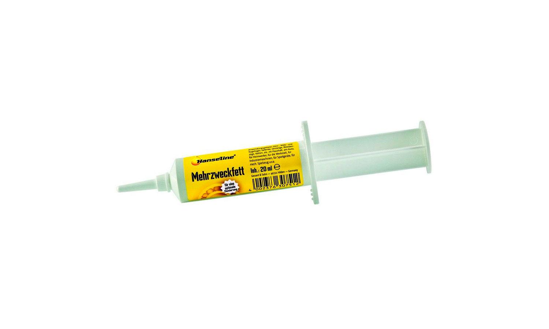 Смазка многофункциональная Hanseline Mehrzwerckfett, 20 мл (консистентная)