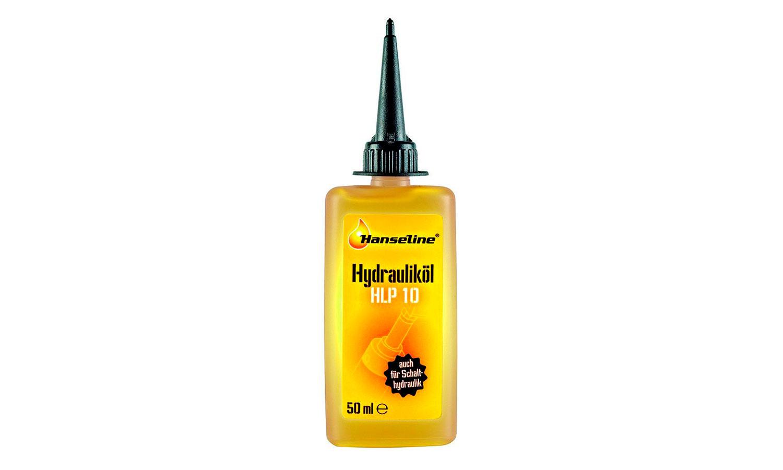 Масло гидравлическое Hanseline Hydraulikoil HLP10 50 мл