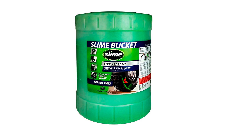 Антипрокольная жидкость для беcкамерок Slime 19 л