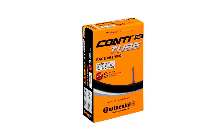 "Камера Continental Race 28"", 18-622 -> 25-630, PR42 мм"