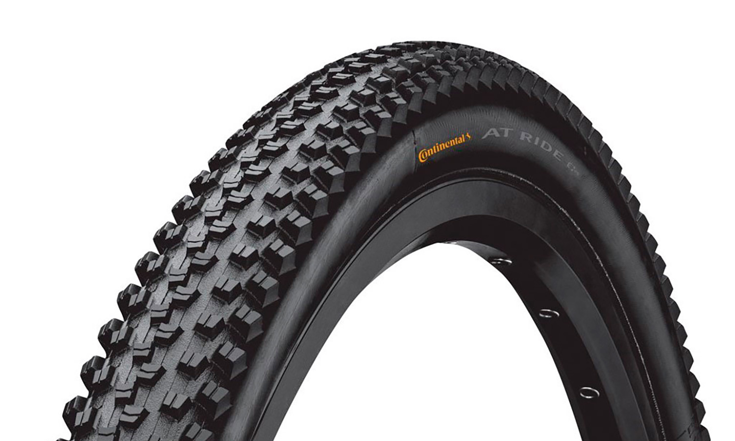 "Покрышка Continental AT RIDE 28""x1.6, Puncture ProTection, Skin Reflex"