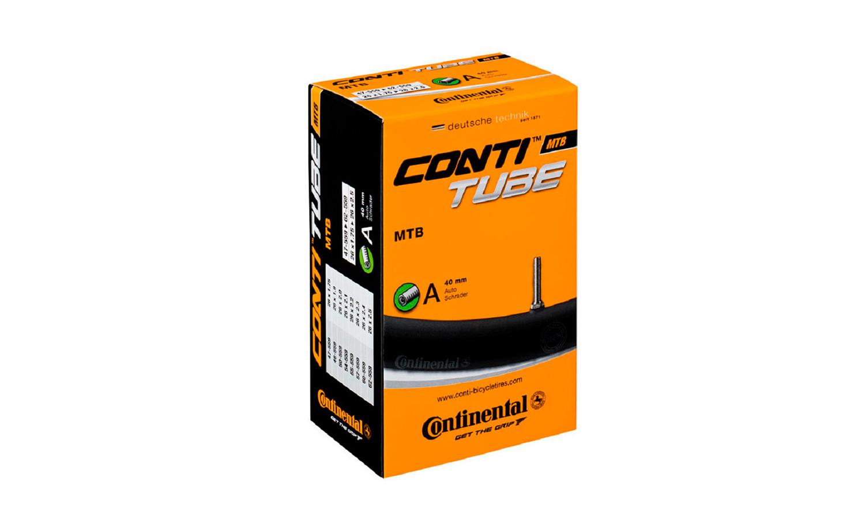 "Камера Continental MTB 28/29""x1.75-2.5, 47-662 -> 62-662, AV40 мм"