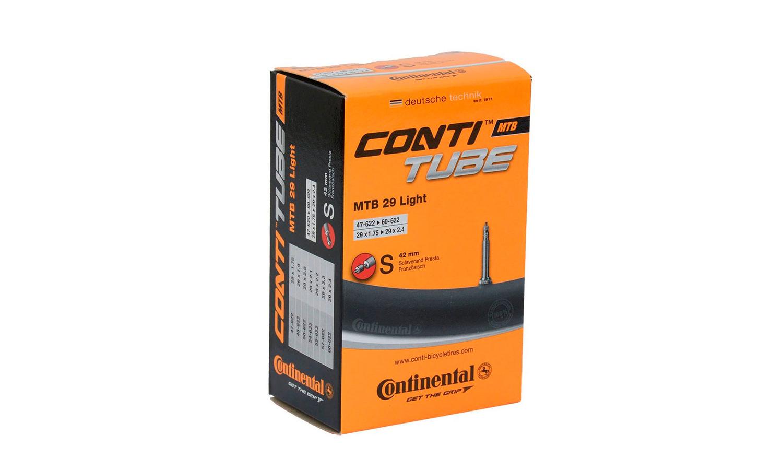 "Камера Continental MTB 28/29""x1.75-2.5 Light, 47-662 -> 62-662, PR42 мм"