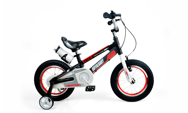 "Велосипед RoyalBaby SPACE NO.1 Alu 18"" OFFICIAL UA"