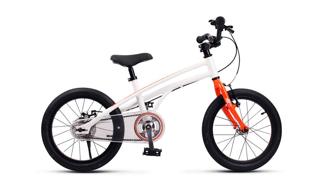 """Велосипед RoyalBaby H2 18"""" (2018)"""