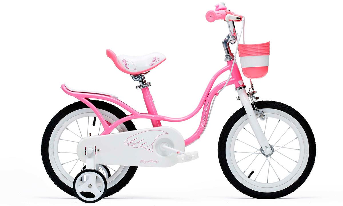 """Велосипед RoyalBaby LITTLE SWAN 18"""" (2018)"""