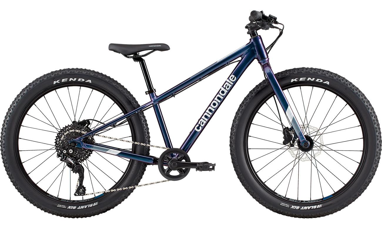 """Велосипед Cannondale CUJO Race OS 24"""" (2021)"""