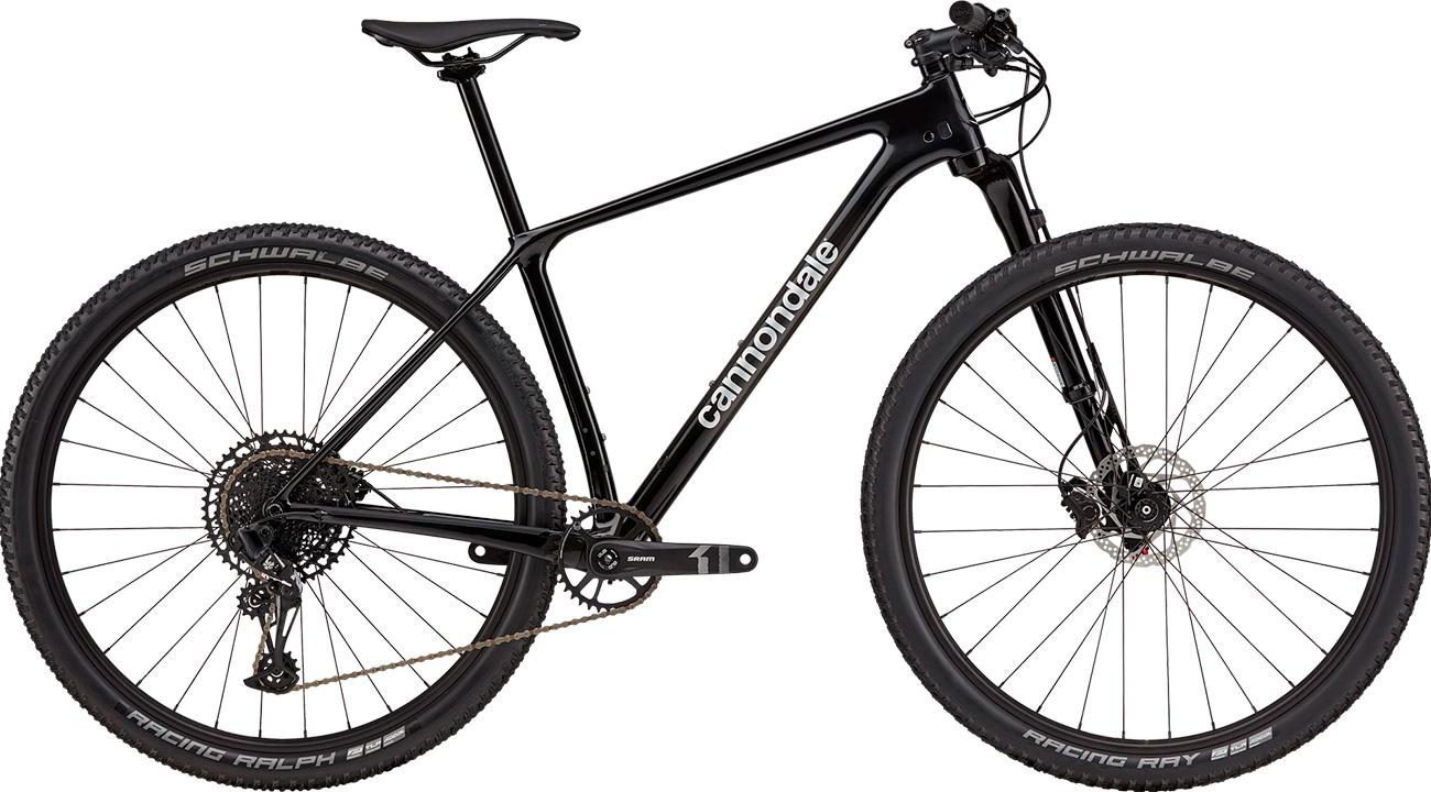 """Велосипед Cannondale F-SI Carbon 4 29"""" (2021)"""