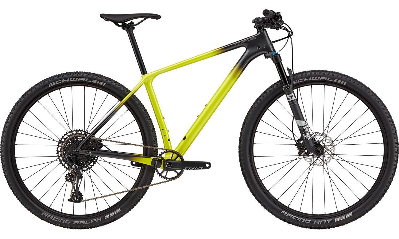 """Велосипед Cannondale F-SI Carbon 5 29"""" (2021)"""