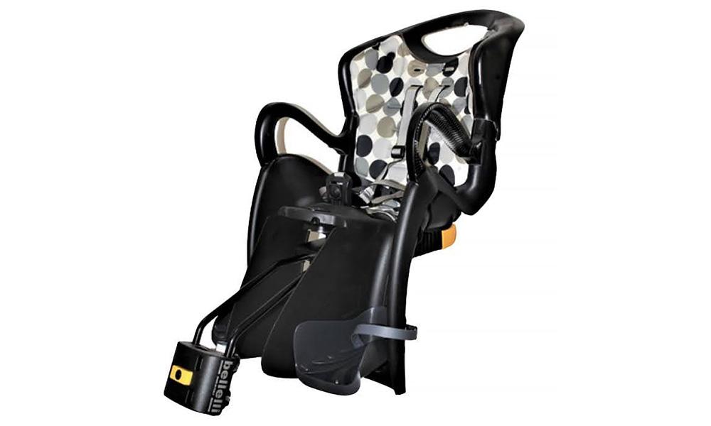 Детское велокресло Bellelli Tiger Standart B-fix до 22 кг