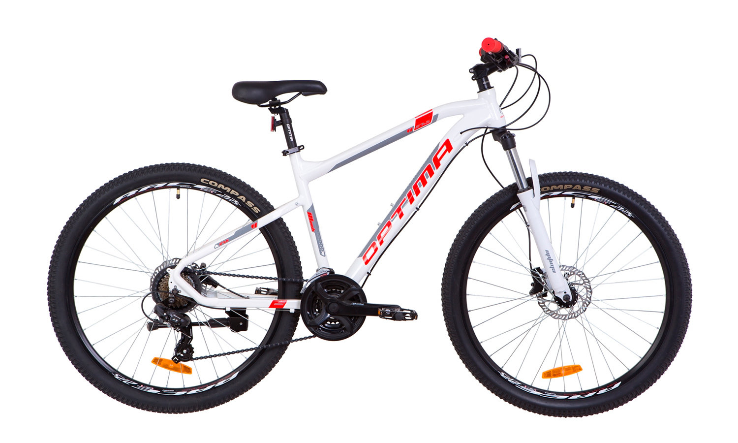 "Велосипед 27.5"" Optimabikes F-1 HDD (2019)"