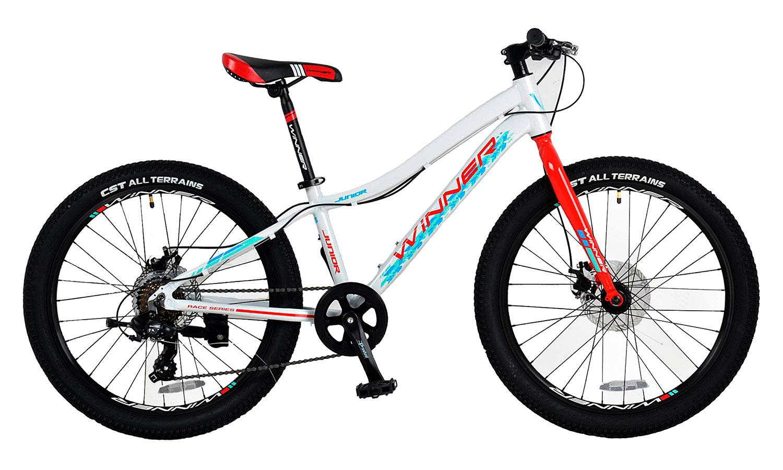 """Велосипед Winner JUNIOR 24"""" (2018)"""