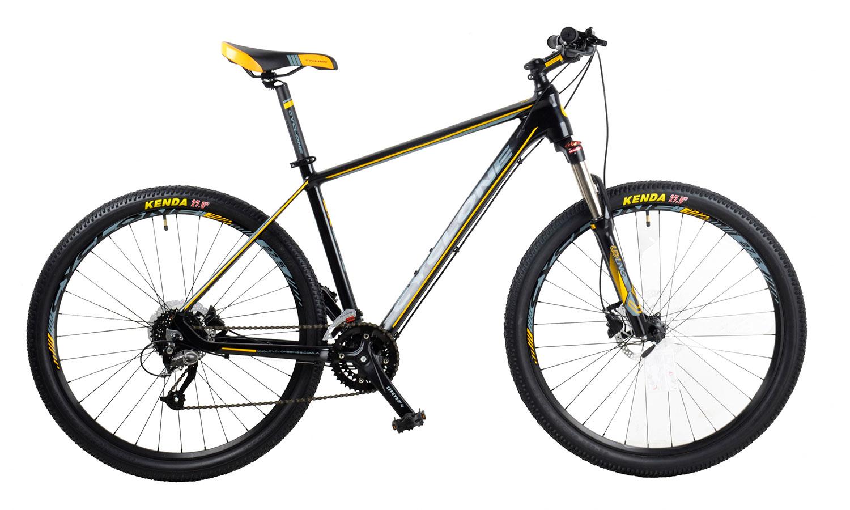 "Велосипед Cyclone SX 27,5"" (2018)"