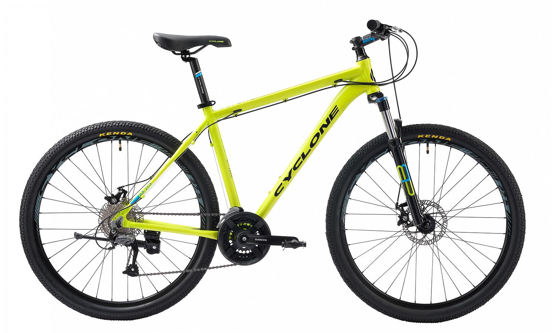 "Велосипед Cyclone АX 27,5"" (2019)"