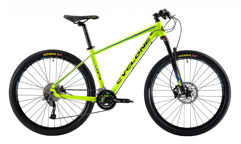 "Велосипед Cyclone LX 27,5"" (2019)"