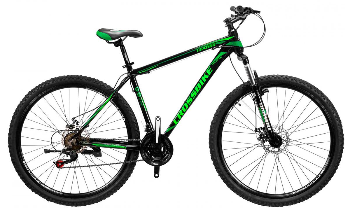 """Велосипед Cross Leader 29"""" (2020)"""