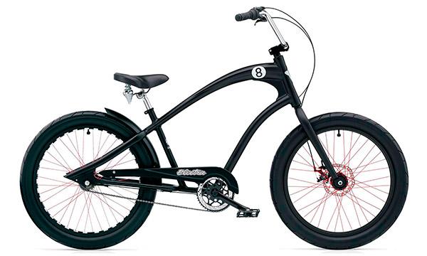 Велосипед круизер чоппер
