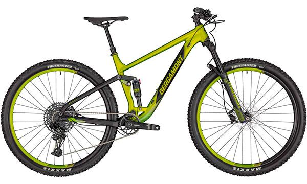 Велосипед двухподвес 29