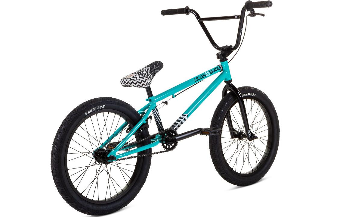 "Велосипед Stolen COMPACT (19.25"" TT) (2021)"