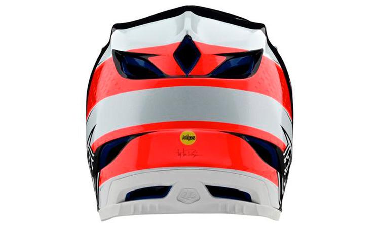Вело шлем фулфейс TLD D4, размер S (54-55 см) Composite Freedom 2.0