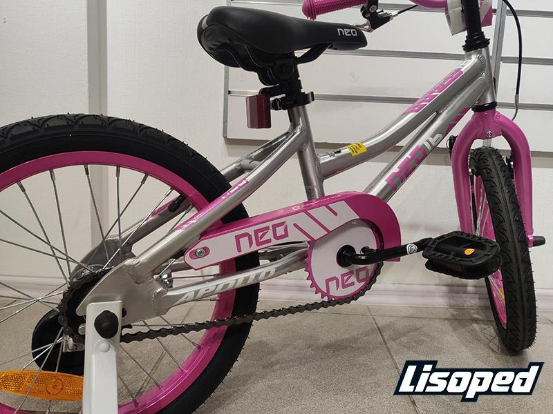 """Велосипед 16"""" Apollo NEO girls (2019)"""