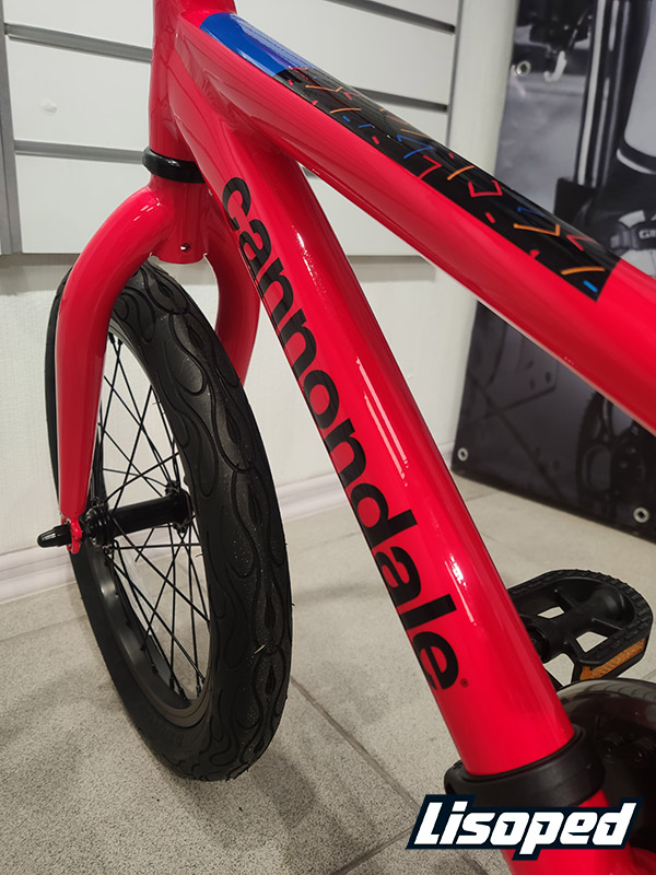 """Велосипед Cannondale TRAIL SS OS 16"""" (2021)"""