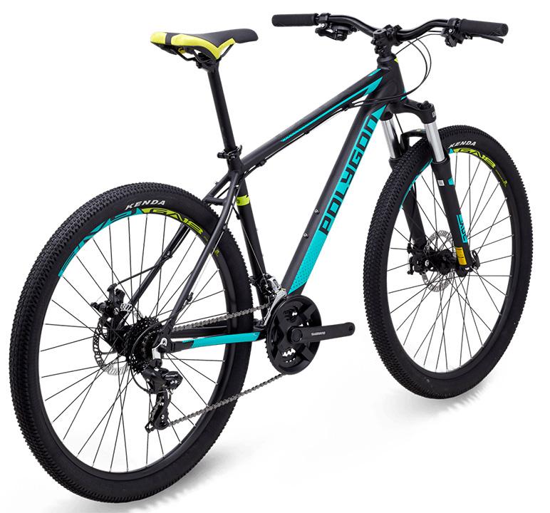 """ᐈ Велосипед POLYGON CASCADE 4 27,5"""" (2020) купить в"""