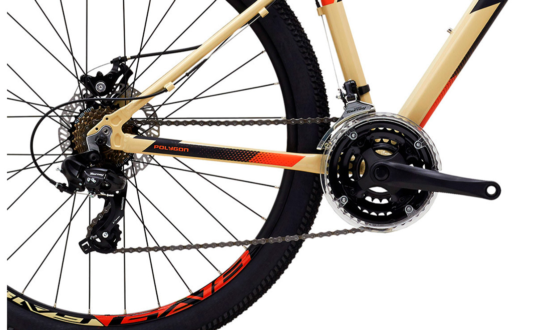 "Велосипед POLYGON CASCADE 3 27,5"" (2021)"