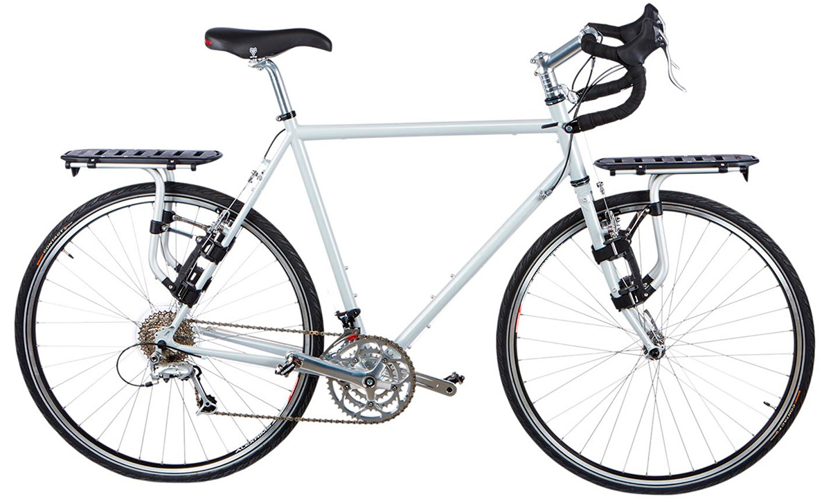 Багажник велосипедный Thule Pack´n Pedal Tour Rack