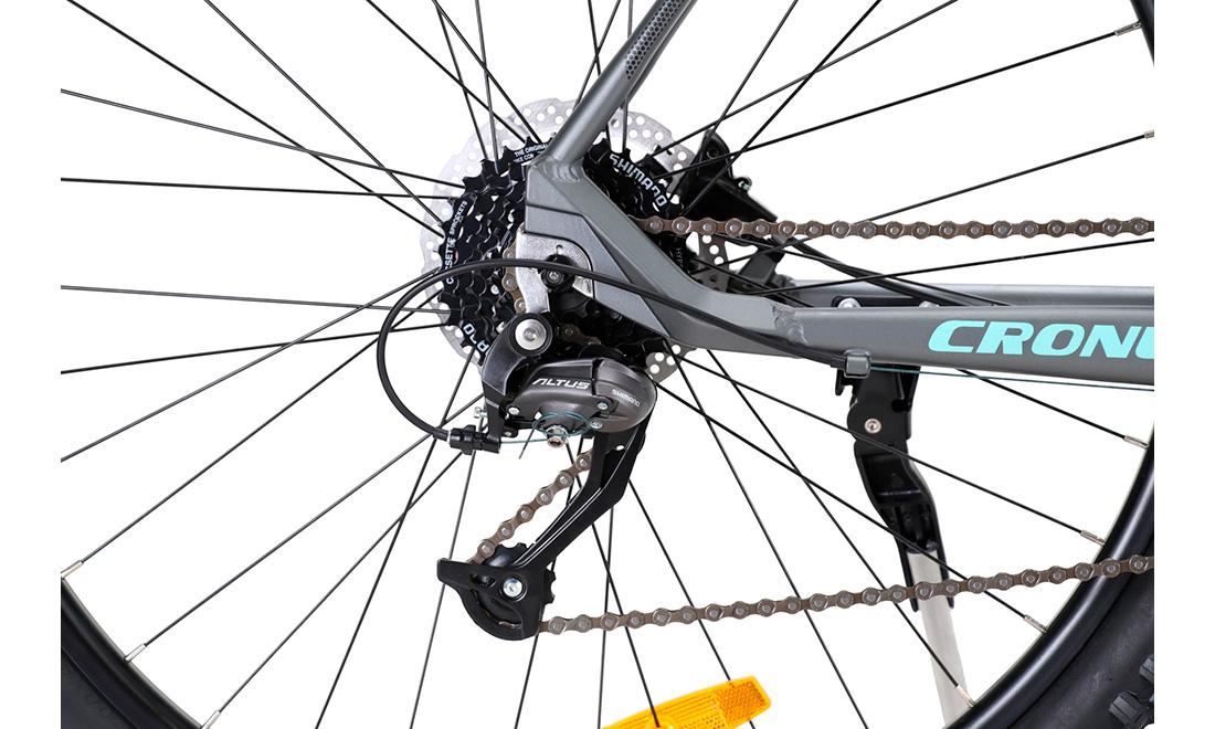 "Велосипед Cronus Warrior 29"" (2020)"