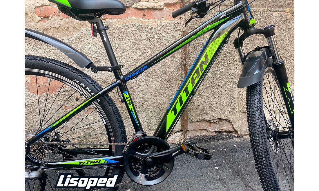 "Велосипед Titan Stinger 29"" (2020)"