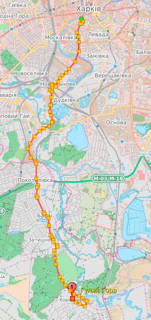 Как выбрать и построить маршрут на велосипеде